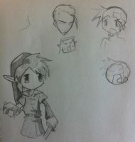 Link - Johnsu Style by Saber-Cow