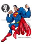SUPERMAN - Colors by Emerson-Fialho