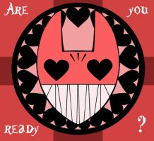 Edaniel Loves You Sticker by sadwonderland