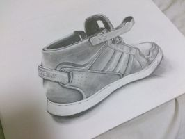 My shoe by BOSS-ARTWORK