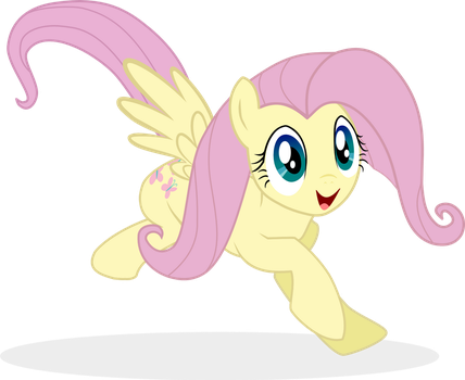 Fluttershy by BlackGryph0n