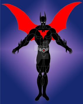 Batman Beyond by ArteDigitalSA