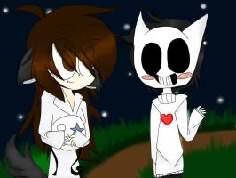 .:Star and Zacharie:. by charcoaling