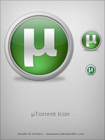 uTorrent Icon by Davinness