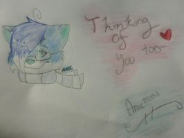 Thinking of you too... by Frozen-Icicles