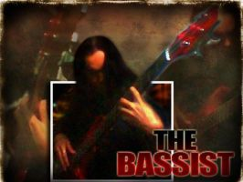 Bassist by ConeHead06