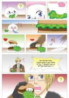 Hetalia: Mochi Burger by khakipants12