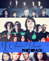My Chemical Romance Photopack by ArmyLokiA7xMCR