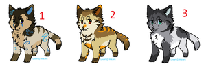 Canine adoptables :CLOSED: by LizzysAdopts
