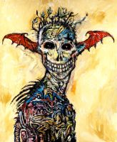 Rue Morgue Cover by CliveBarker
