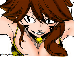 Fairy Tail _Milliana ~~ by AkemiAkira02