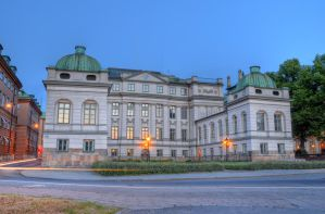 The Bonde Palace by HenrikSundholm