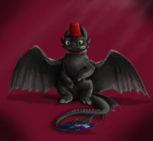 Doctor Toothless by wrobles4