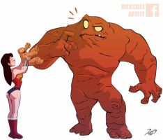 Clayface by RickCelis