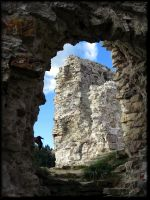 Ruins with a secret... by Yancis