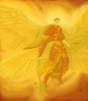 Archangel Michael - Dean by Wing-Gold-Tiger