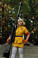 Seras Shoot 16 by DustbunnyCosplay