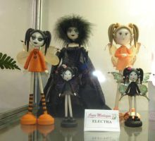 Exhibition by dollsbyelectra
