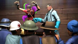 Typical representative of the red  TF2 by VaultBoy596