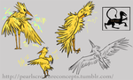 Zapdos by Momilani