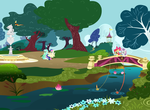 MLP FiM - Park (Turnabout Storm) by sigmavirus1