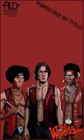 The Warriors by agentluap