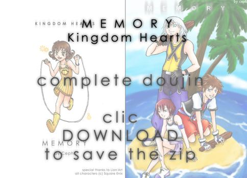 KHdoujin -MEMORY- complete+DL. by Cephi-chan