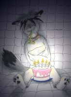 It's Meh Birfday by crazyanthrowolf