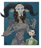 Pan's Labyrinth by StudioBueno