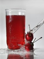 Cherry Juice by MichelleRamey