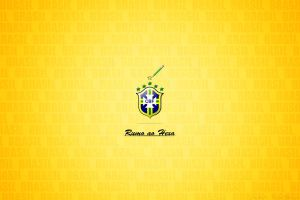 Wallpaper Brasil Hexa by tiagomartins