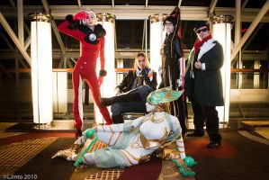 Bayonetta group by cosmic-battle
