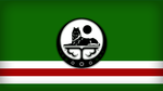 Chechnya Flag by Xumarov