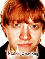Weasley is Our King by vacant-xpressi0ns