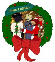 Happy Holidays! by Malakhite