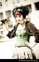 Steampunk Girl by photogeny-cosplay