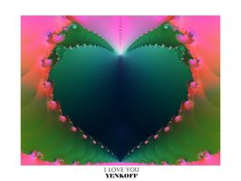 I love You by Yenkoff