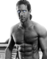 Ryan Reynolds as Anders? by kristollini