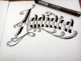Typography by aivvia
