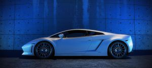 Lamborghini Gallardo LP540 by ColdFusion20