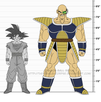 DBR Nappa by The-Devils-Corpse