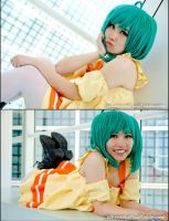 ranka lee: a pout and a smile by kim-tram