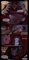 IZ-BTE Fan Comic: Ch1-Pg5 by CGIgal