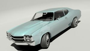 chevelleSS_1 by CapraruConstantin