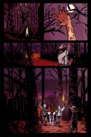 Skin Deep Initiation002 colours by ComicMunky