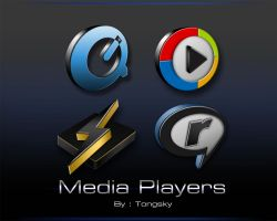 Media Players by Tongsky