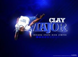 Indiana State High Jumper by xman20