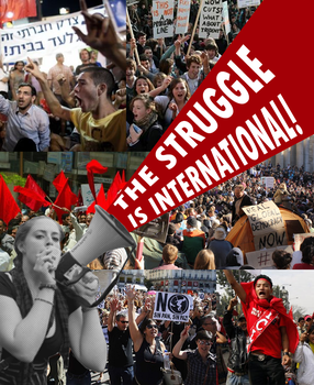 The International Uprising by Party9999999
