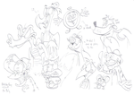 Diddy Kong Racing by CatsTuxedo
