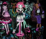 Sweet 1600 Dolls by JadeJeebie